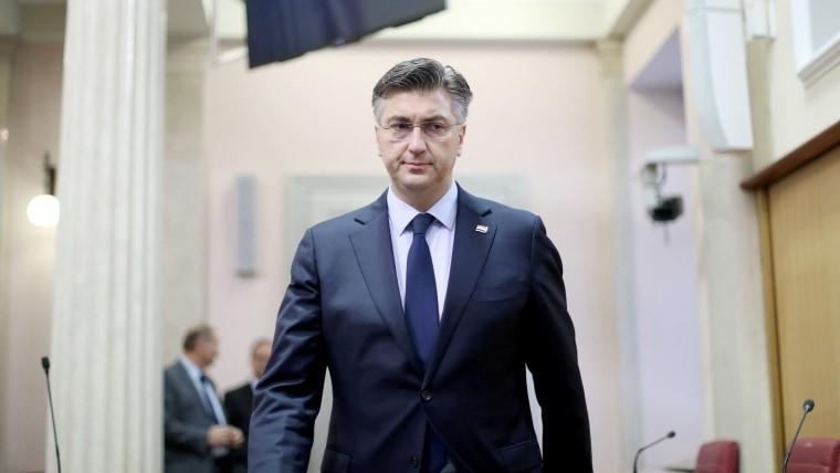 Primier Andrej Plenković (Foto: Sanjin Strukic/PIXSELL)