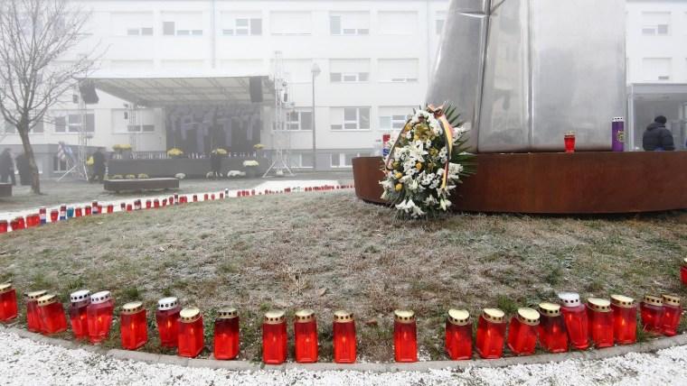 Hospital de Vukovar (Foto: Davor Puklavec/PIXSELL)
