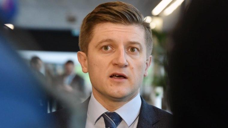 Deputy Prime Minister and Finance Minister Zdravko Marić (Photo: Hrvoje Jelavic/PIXSELL)