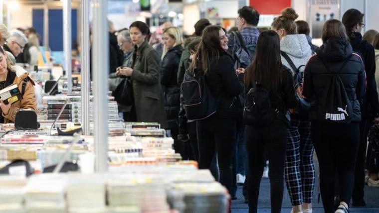 Interliber - Buchmesse in Zagreb (Foto: Davor Puklavec/PIXSELL)