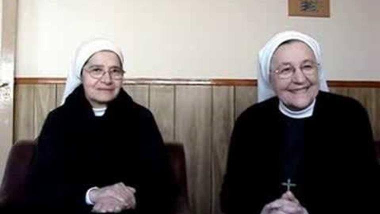 Hermana Teresa (der.) (Foto: Studia Croatica)
