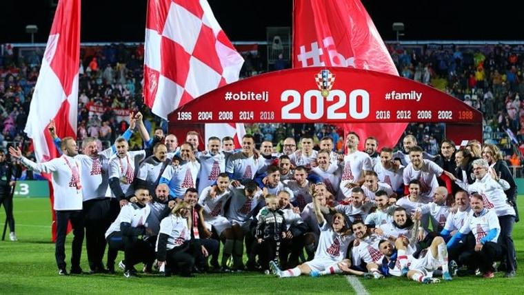 Die kroatischenFussballnationalmannschaft(Foto: AntonioBronic_REUTERS)