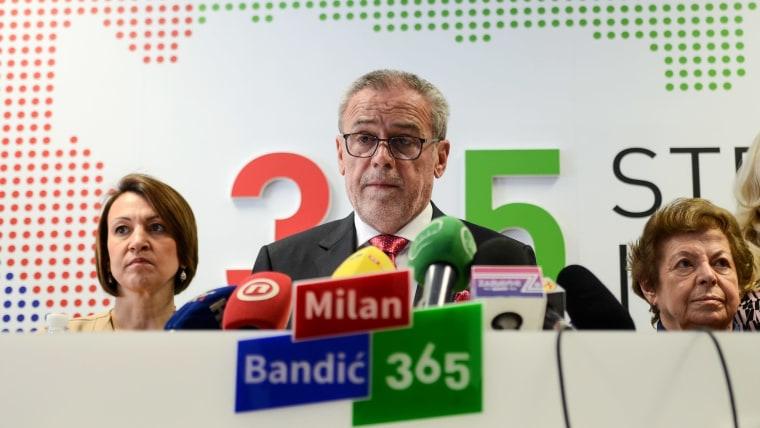 Milan Bandić (Photo: Zoe Sarlija/PIXSELL)