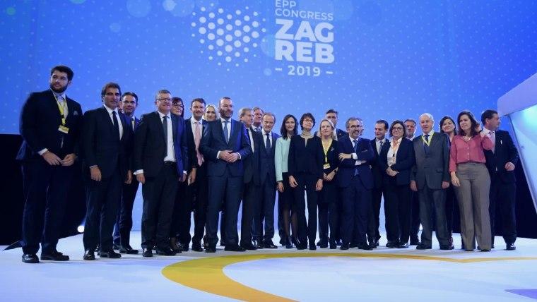 26. Kongress der Europäischen Volkspartei (Foto: HRT)