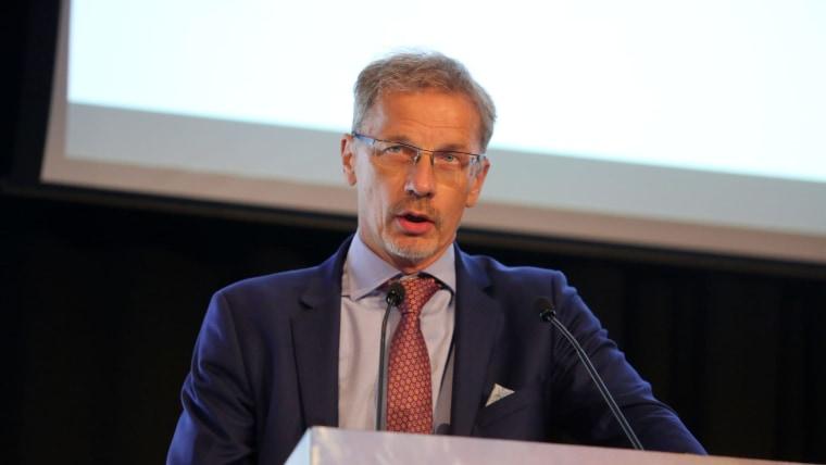 Boris Vujčić (Photo: Goran Kovacic/PIXSELL)