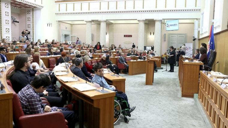 Parlamento (Foto:  Patrik Macek / PIXSELL)