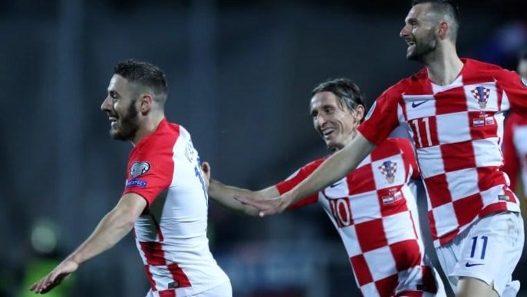 Die kroatische Fußballnationalmannschaft (Foto: Igor Soban/PIXSELL)
