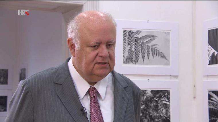 Embajador de Brasil (Foto: HRT)