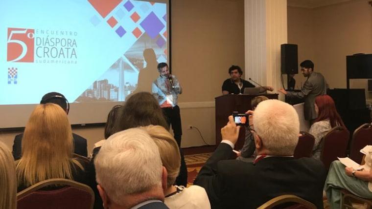 Encuentro de la Diáspora Croata en Argentina (Foto: DS/Glas Hrvatske)