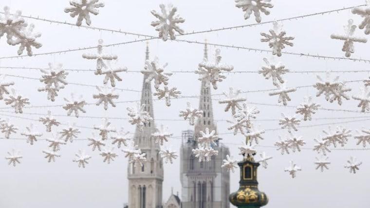 Der Advent in Zagreb beginnt (Foto: Sanjin Strukic/PIXSELL)
