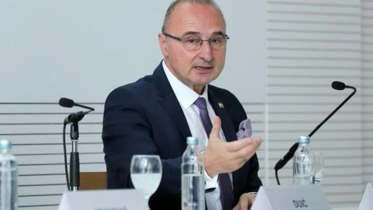Außenminister Gordan Grlić Radman (Foto: Dubravka Petric/PIXSELL)