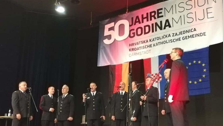 Nastup klape ''Sveti Juraj'' HRM. (Foto: Edi Zelić)