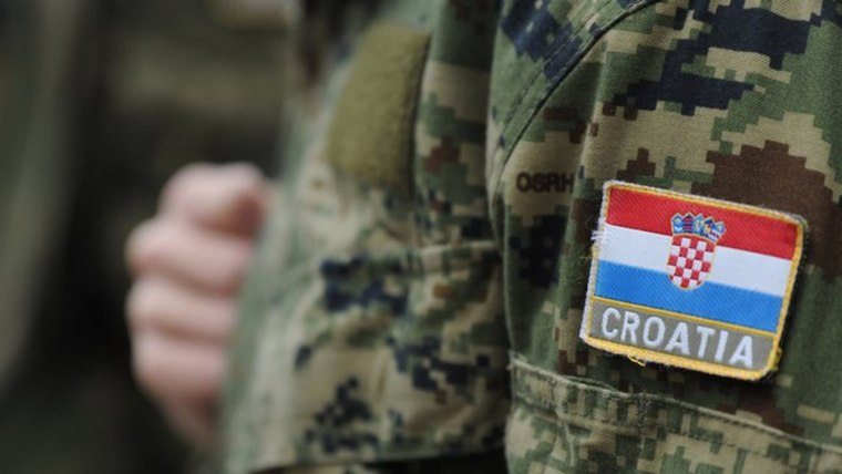 Croatian Army (Photo: Hrvoje Jelavic/PIXSELL)