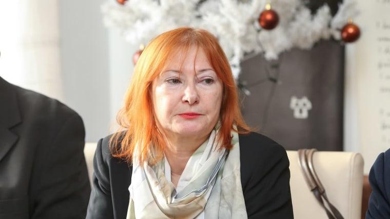 Hispanistica i književnica Željka Lovrenčić. (Foto: Luka Stanzl/ Pixsell)