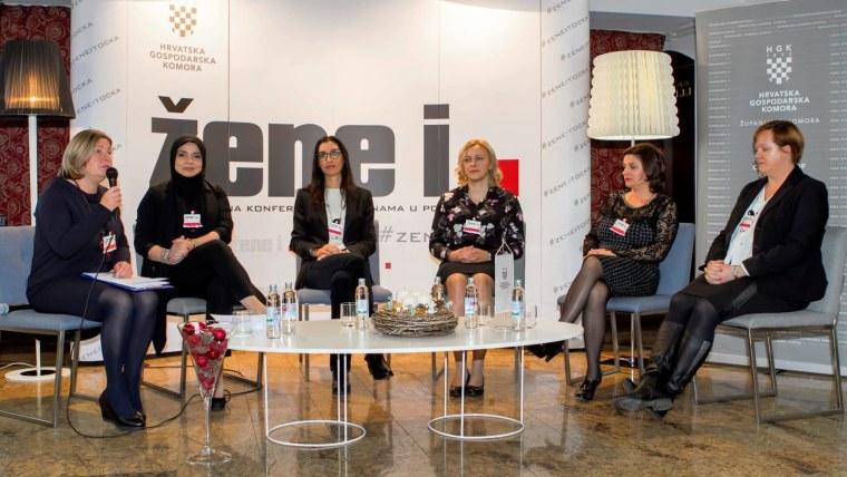 Panel prošlogodišnje konferencije. (Foto: ustupila Ana Vuković)