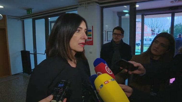 Minister of Science and Education Blaženka Divjak (Photo: HRT)