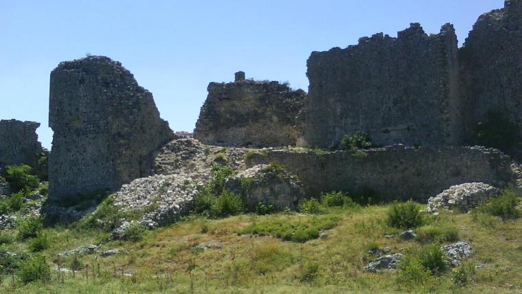 Stari grad Ljubuški. (Foto: Wikipedija)