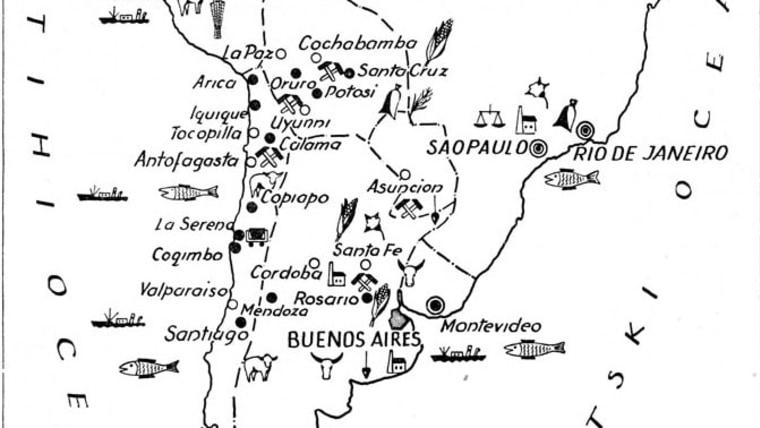 Migración a América del Sur (Foto: screenshot)