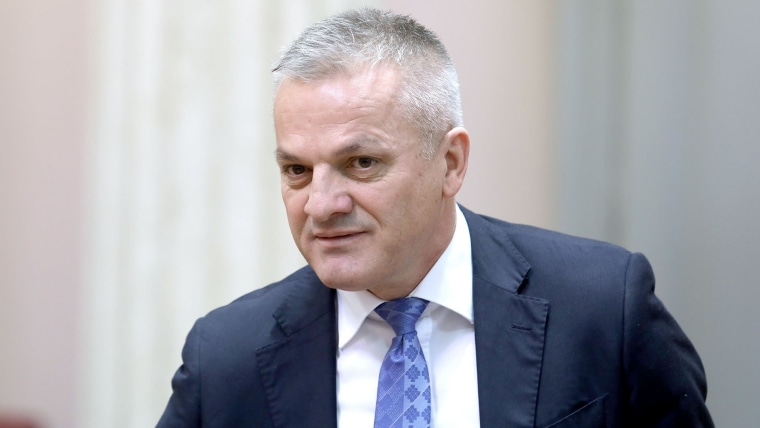 State Secretary at the Central State Office for Croats Living Abroad Zvonko Milas (Photo: Patrik Macek/PIXSELL)