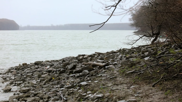 The Danube River near Karavukovo in Serbia (Photo: Dubravka Petric/PIXSELL)
