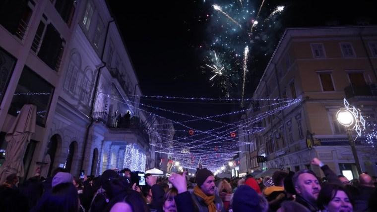 El Korzo en Rijeka (Foto: Nel Pavletić/PIXSELL)
