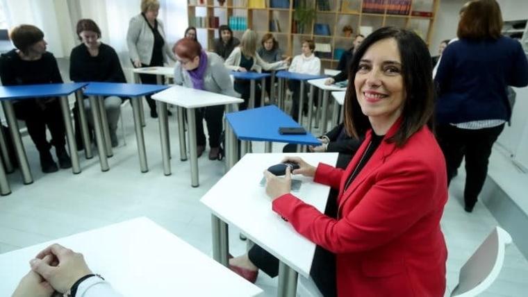 Minister of Science and Education Blaženka Divjak (Archive photo: Goran Stanzl/PIXSELL)