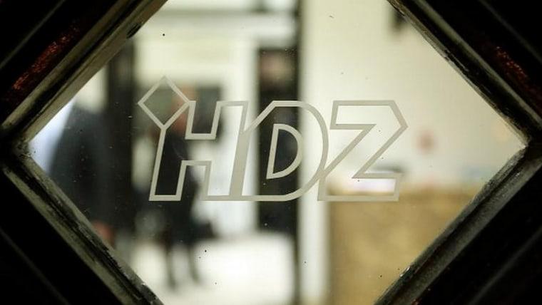 HDZ (Foto:  Goran Stanzl / PIXSELL)