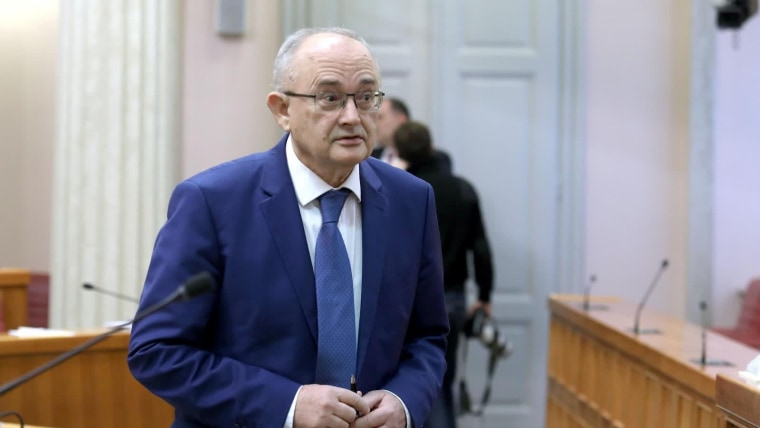 Božo Ljubić (Foto: Patrik Macek/PIXSELL)