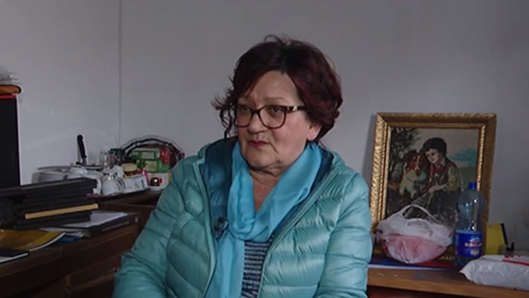 Ljerka Bralo (Foto: screenshot/HRT)