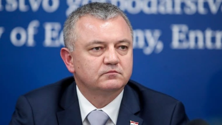 Economy Minister Darko Horvat (Photo: Igor Kralj/PIXSELL)