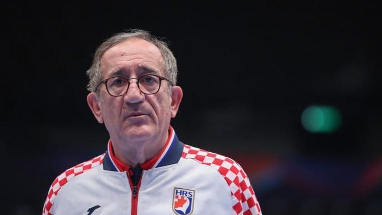 Handballnationaltrainer Lino Červar (Foto: Luka Stanzl/PIXSELL)