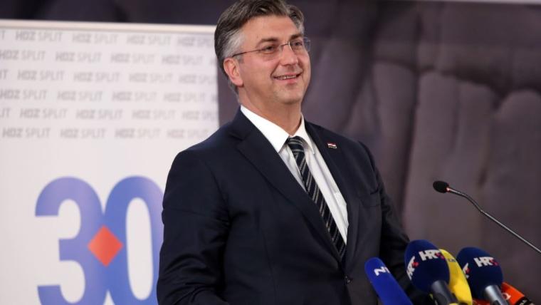 Premier Andrej Plenković, (Foto: Miranda Cikotić)