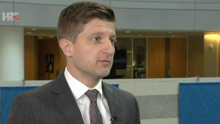 Zdravko Marić, Finanzminister (Foto:HRT)