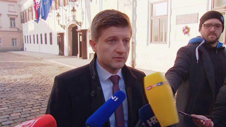 Finance Minister Zdravko Marić (Photo: HRT)