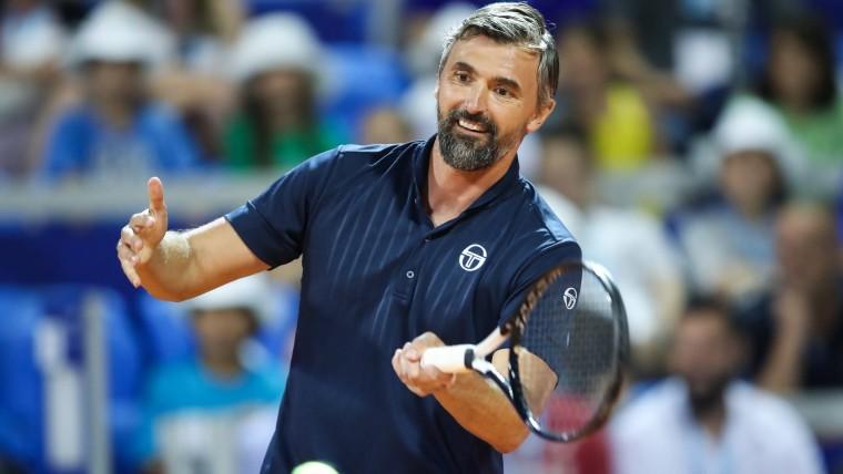 Tenista croata Goran Ivanišević (Foto: Igor Kralj/PIXSELL)