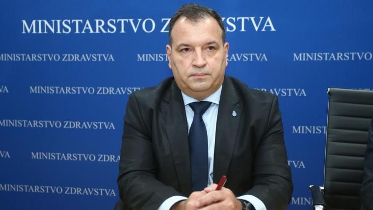 Vili Beroš (Photo: Matija Habljak/PIXSELL)