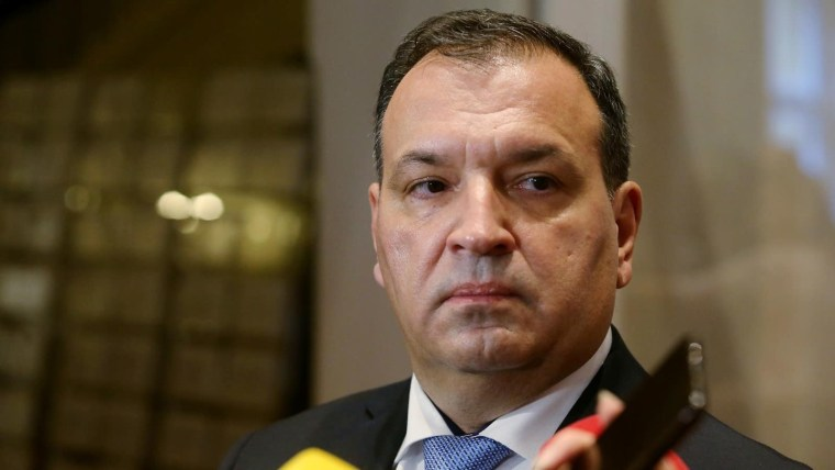 Minister of Health Vili Beroš (Photo: Dalibor Urukalovic/PIXSELL)