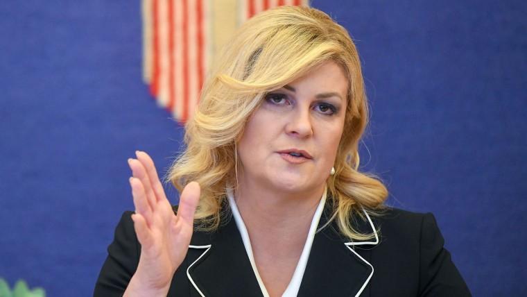 President Kolinda Grabar Kitarović (Photo: Josip Regovic/PIXSELL)