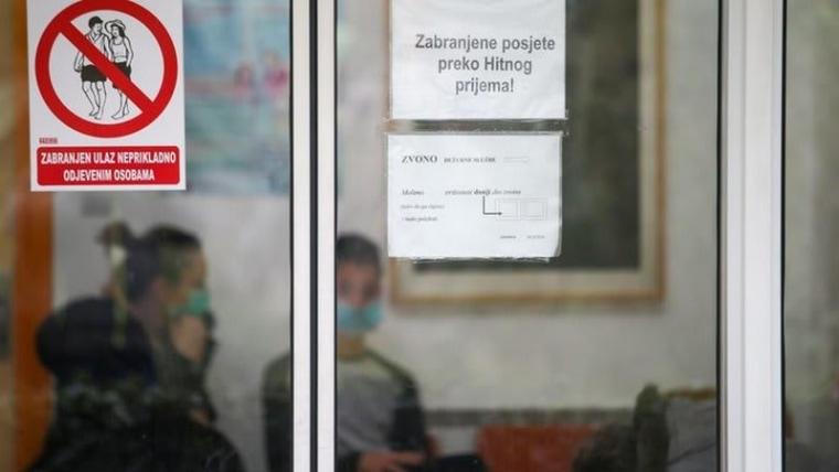 Hospital de Split (Foto: Ivo Cagalj/PIXSELL)