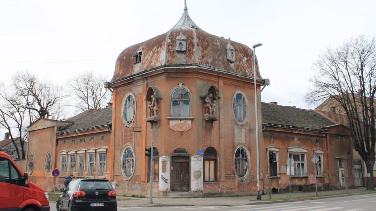 Hrvatski dom u Rumi (Foto: Wikimedia/commons)