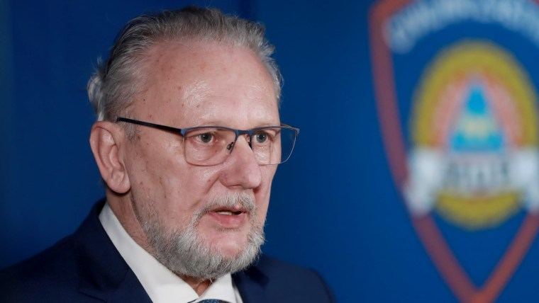 Interior Minister Davor Božinović (Photo: Sanjin Strukic/PIXSELL)