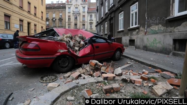 Downtown Zagreb (Dalibor Urukalovic PIXSELL)