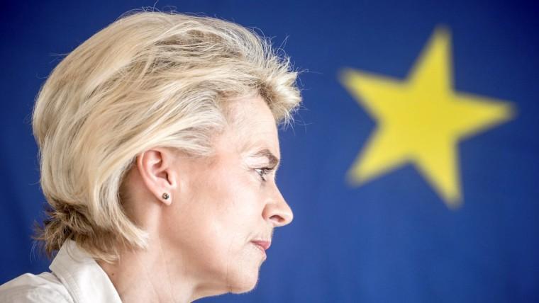 European Commission President Ursula von der Leyen (Photo: REUTERS/Michael Kappeler/Pool File)