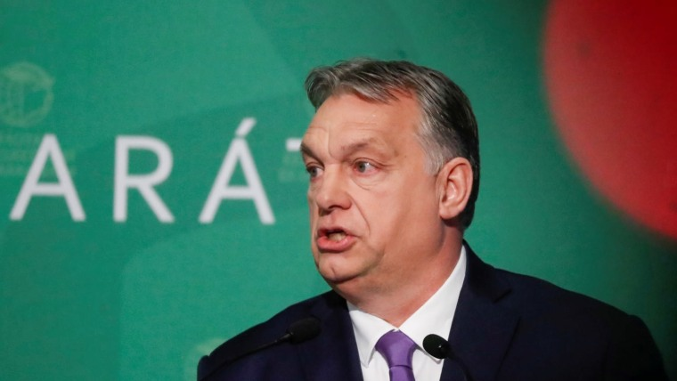 Hungarian Prime Minister Viktor Orban (Photo: REUTERS)