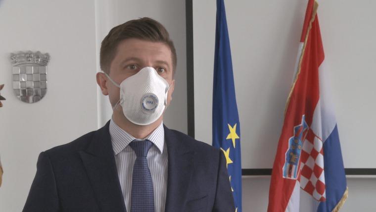 Finanzminister Zdravko Marić (Foto: HRT)