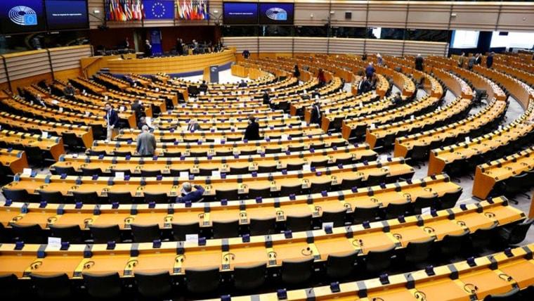 Das europäische Parlament (Foto: REUTERS/Francois Lenoir)