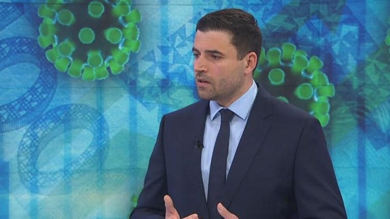 Parteivorsitzender der SPD Davor Bernardić