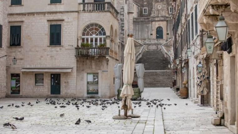 Die Innenstadt von Dubrovnik (Foto: Grgo Jelavic/PIXSELL)