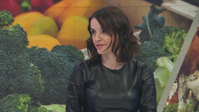 Marija Vučković, Landwirtschaftsministerin (Foto: HRT)