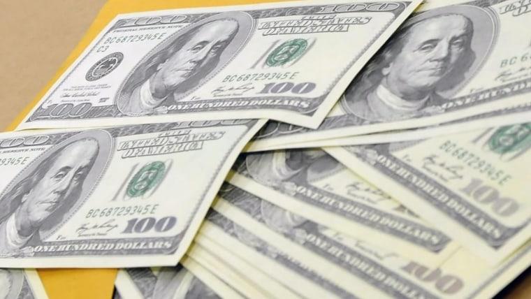 Dolar (Foto:  Goran Ferbezar PIXSELL)